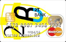 Банковские карты 2ТБанка