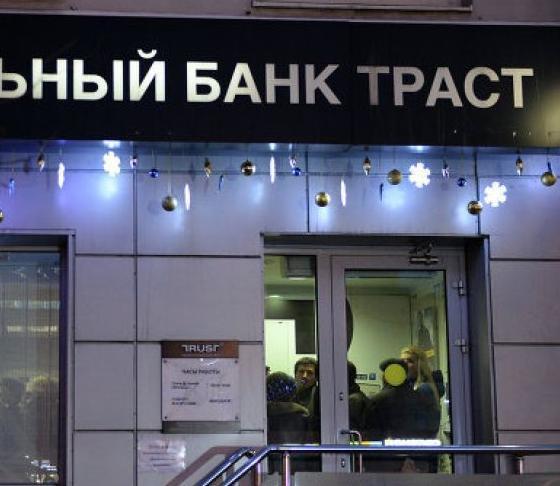 Банк Траст отчетность