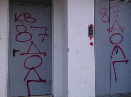вандализм коллекторов