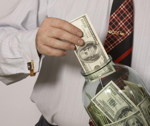 Забрать вклад из банка