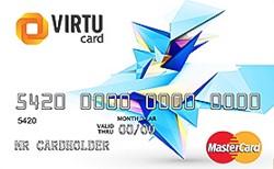 VirtuCard предоплаченная карта