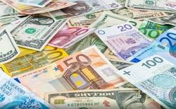 курс евро по отношению к рублю