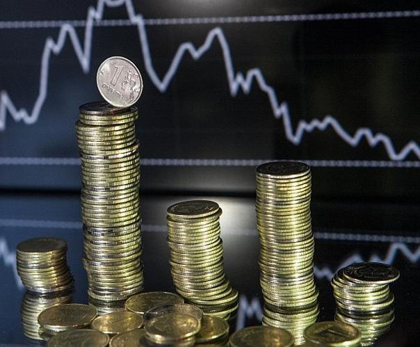 Влияние нефти на курс рубля