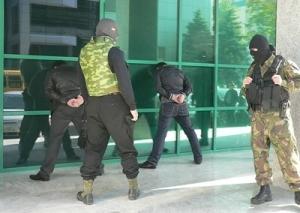 В Новосибирске задержаны черные банкиры