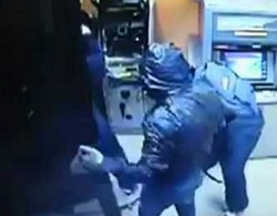 ограбление банкомата Банка Москвы