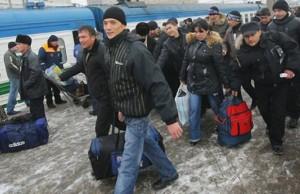 бегство трудовых мигрантов
