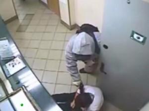 вооруженное ограбление банка