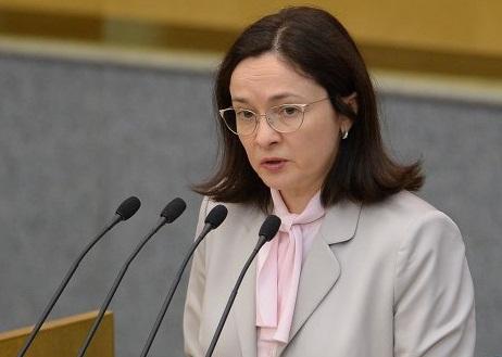 Эльвира Набиуллина в Госдуме