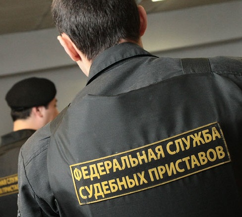 Арест автомобиля судебными приставами