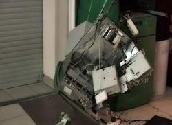 взломанный банкомат