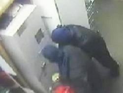 в Москве ограбили банкомат
