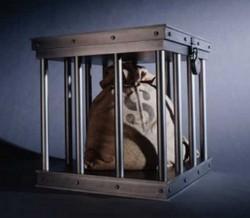 арест текущего счета в банке