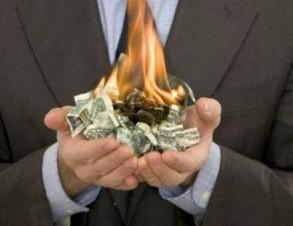 задолженность компании перед кредиторами