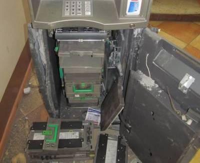 ограбление банкомата в Лисках