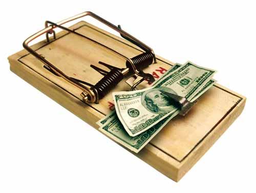 уловки банков
