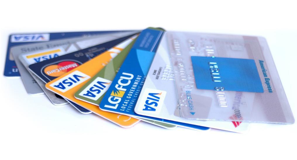 Кредитные карты 2015