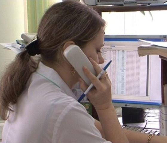 Звонки коллекторов на рабочее место