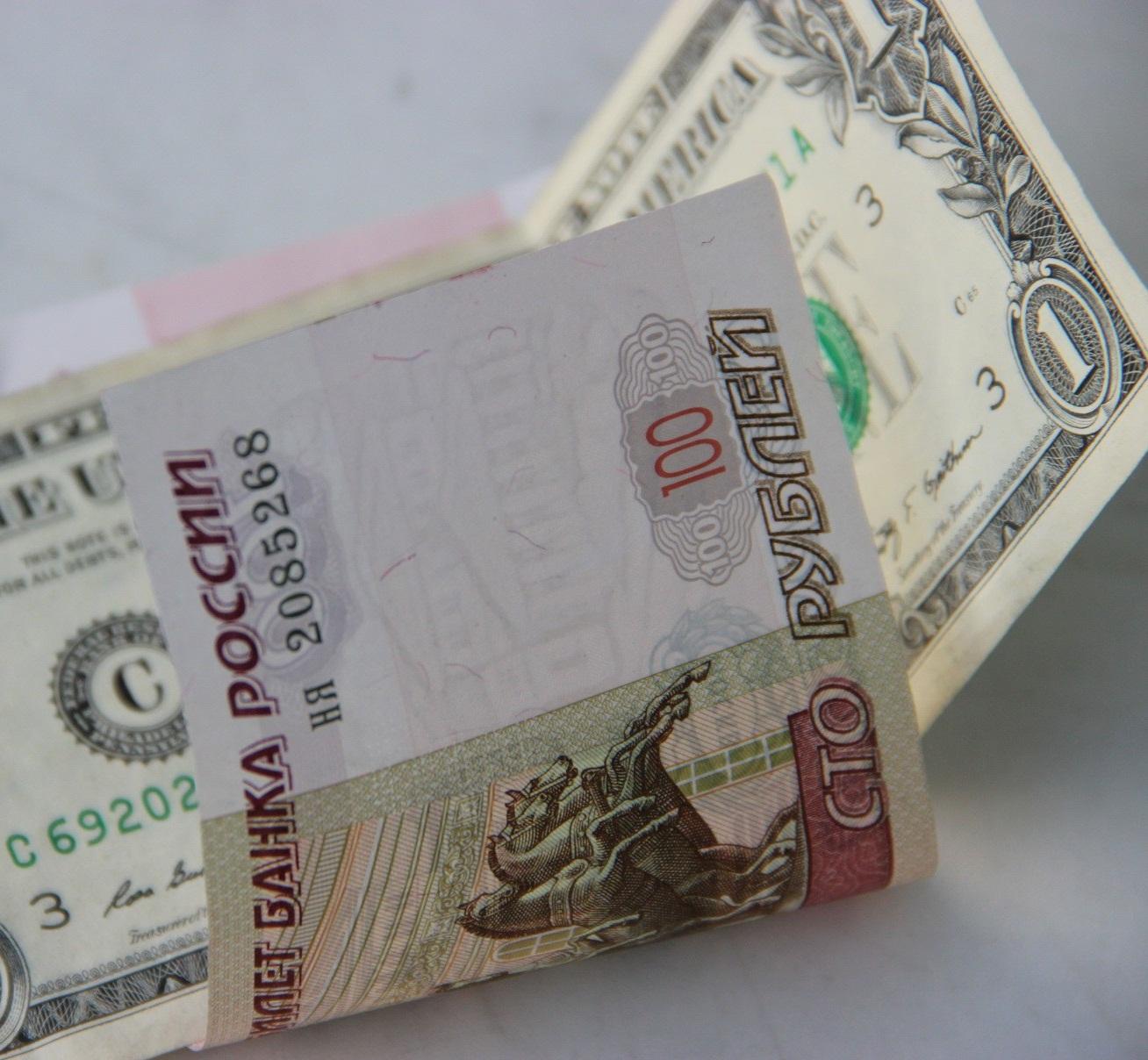 Курсы валют рубль доллар