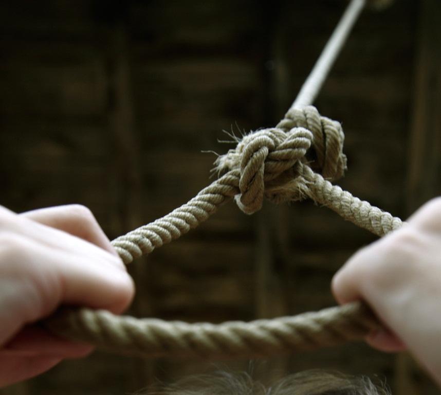 Доведение до самоубийства коллекторами