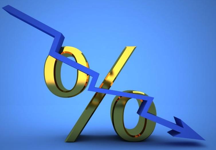 Падение ставок по кредитам