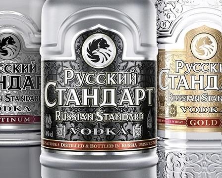 Русский Стандарт Водка
