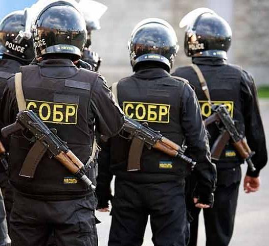 Ограбление МКБ с захватом заложников