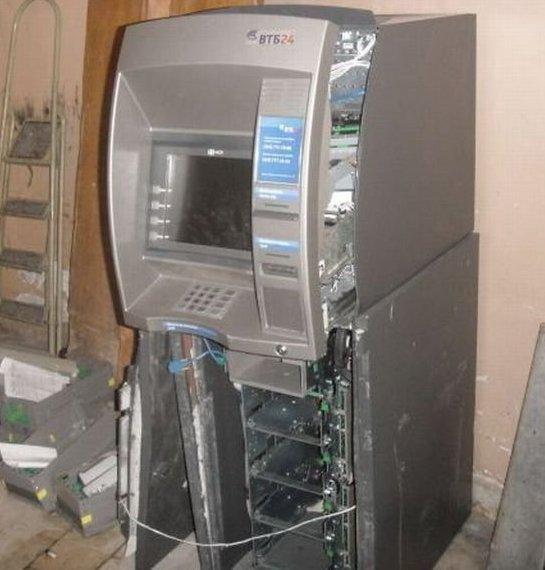 В Перми ограблен банкомат ВТБ-