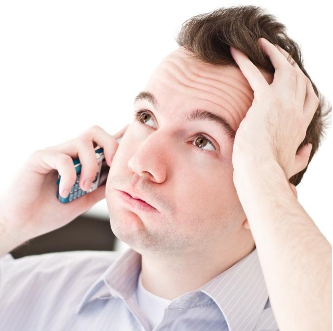 Звонки коллекторов о долге