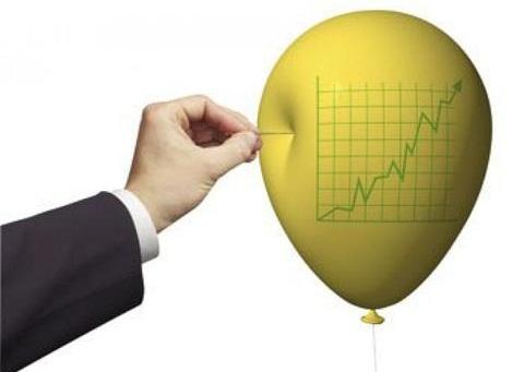 Кредитные пузыри в российской экономике