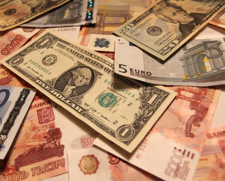 Обвал рубля 2016