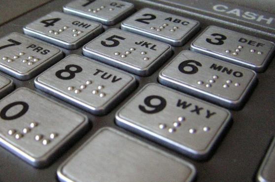 кража в банкомате пин код