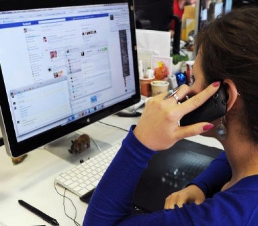 Взыскание через соцсеть