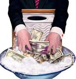 в СПБ пресечена незаконная банковская деятельность