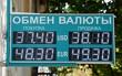 курс рубля на дневных торгах