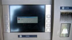 доступ к банкомату