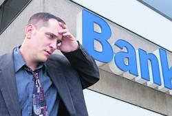 сотрудники оформляют кредиты для компаний