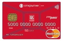 кобрендовая карта банка Открытие