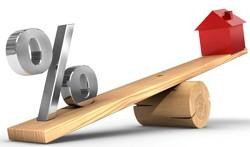 увеличение ставок по ипотечным кредитам