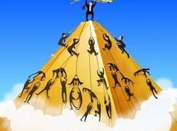 кредитная пирамида