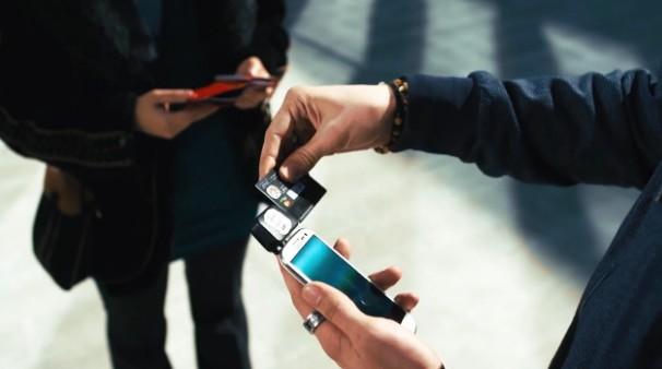 мобильный терминал Яндекс.Деньги