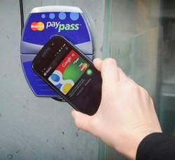платежи через Google Wallet
