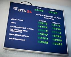 втб 24 курс валют