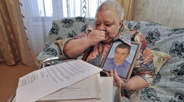 пенсионерка Галина Шакина