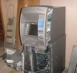 взлом банкомата в Воронеже