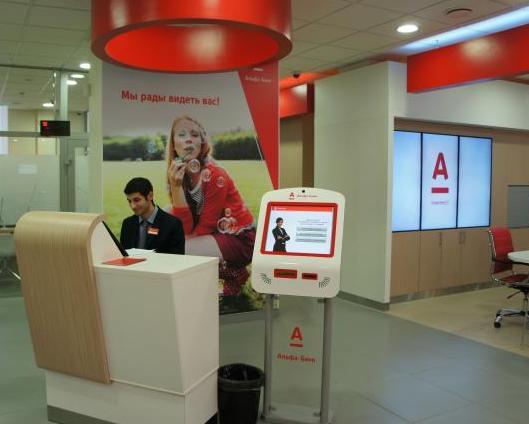 Альфа банк депозиты