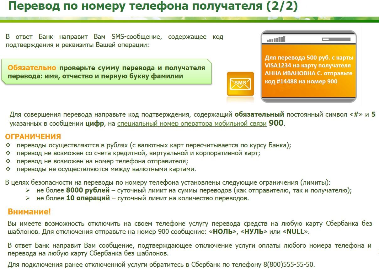 перевод с помощью мобильного банка