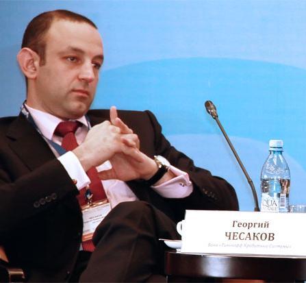 Георгий Чесаков предправления ОТП банка