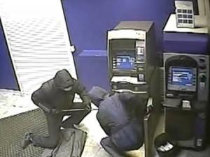 вскрытие банкомата