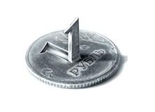 рубль усилил падение