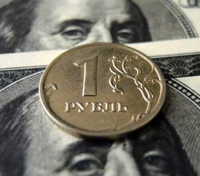 Прогноз курс рубля